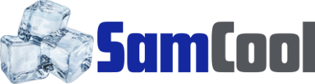 Samcool Logo